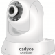 Cadyce Megapixel (2M) PoE Day/Night Internet Camera with 2-Way Audio (CA-IP400MP)