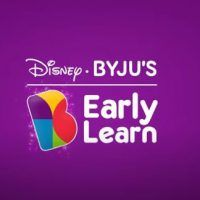 DISNEY. BYJU'S EARLY LEARN APP NOW OFFERS LEARNING PROGRAMS FOR KINDERGARTEN KIDS IN INDIA