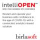 Birlasoft intelliOpen™ Supports Safe Return-to-Work Strategies.