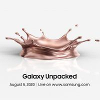 Galaxy Unpacked on August 5, what to expect!
