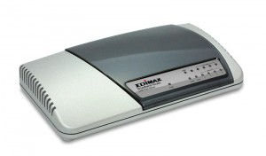 Edimax Wired Router BR-6104K