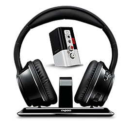 Wireless Hi-Fi Headphone H9010