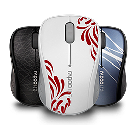Wireless Optical Mouse 3100P