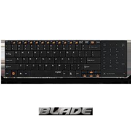 Wireless Touchpad Keyboard E9080