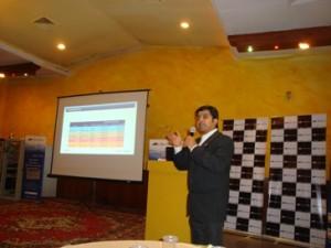 lowres_Subhasish Gupta addressing the gathering