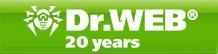 Dr WEB color logo