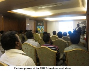 Partners present at the Trivandrum road show_a