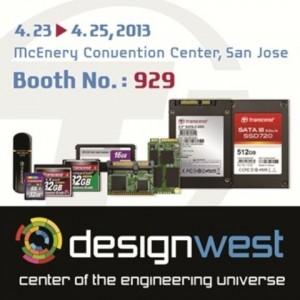 Transcend products ESC San Jose 2013