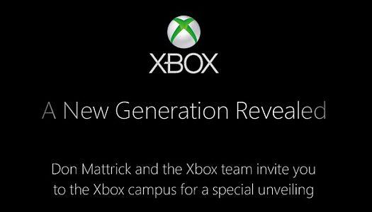 Xbox 720 press invite