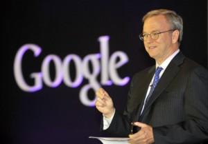 schmidt-google