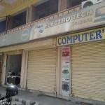 IT Shops closed at Kota