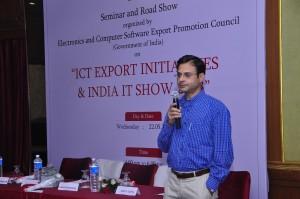 Shri Sanjay Malhotra, Secretary DOIT, Government of Rajasthan