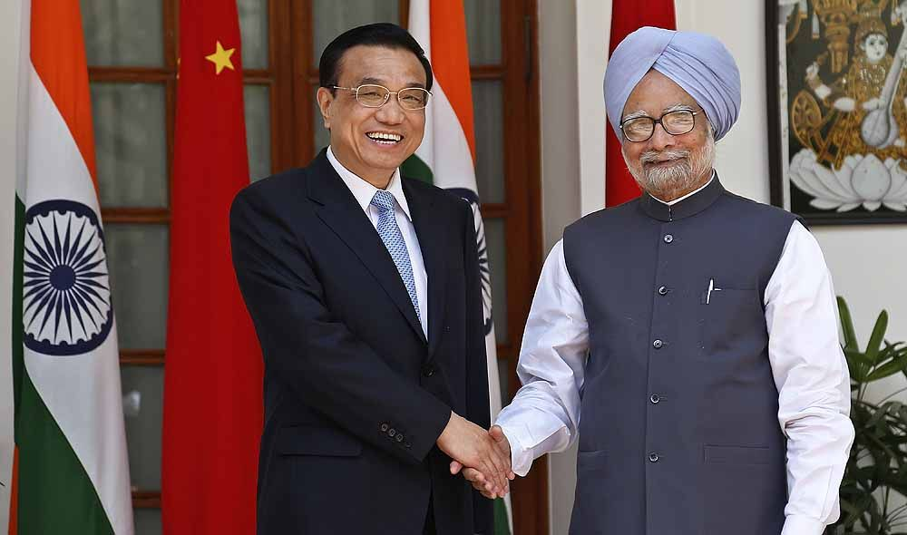 India and China ink 8 new pacts