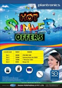 Plantronics_Hot Summer Offer 01