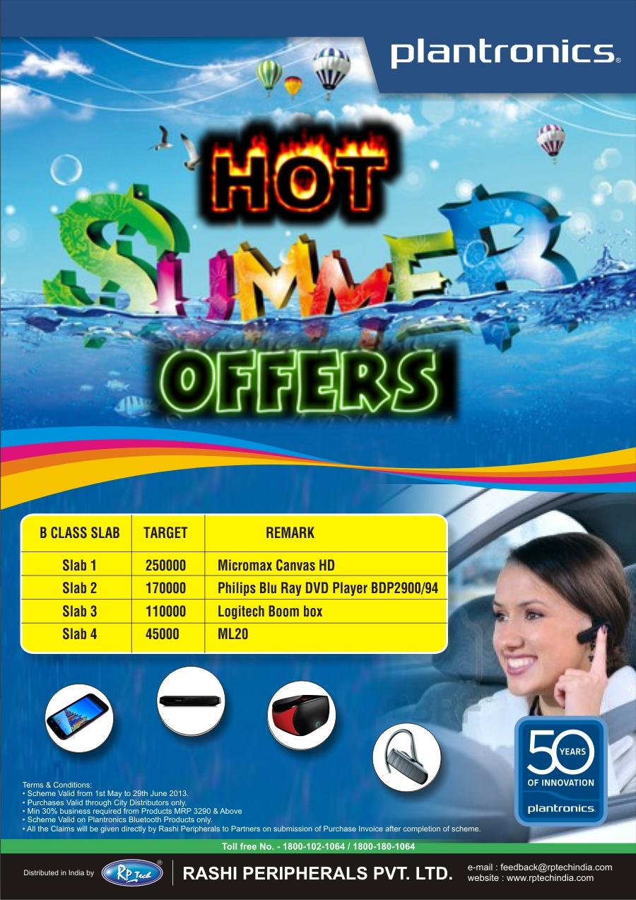 Plantronics_Hot Summer Offer 02
