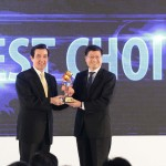 ASUS CEO Jerry Shen Receives the Best Choice of the Year Award from Taiwanese President Ma Ying-Jeou