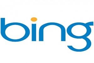 Bing and microsoft logo