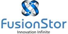 FusionStor Logo
