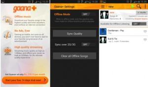 Gaana-Android-app