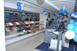 Konica Minolta Digital Imaging Square (DIS) in Gurgaon corporate office