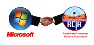 The ban on sale of Microsoft products in Rajasthan has been lifted by RCTA