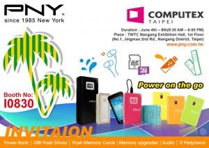PNY Computex 2013
