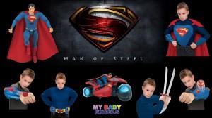 Super Man Toys
