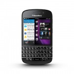 Blackberry Q10 with latest Blackberry OS was launched in India