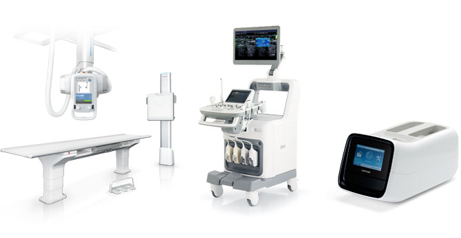 Samsung increases its presence into Medical Equipment segment