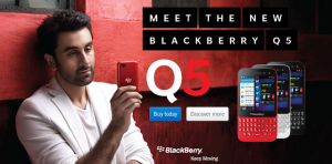 Blackberry-Q5-Poster