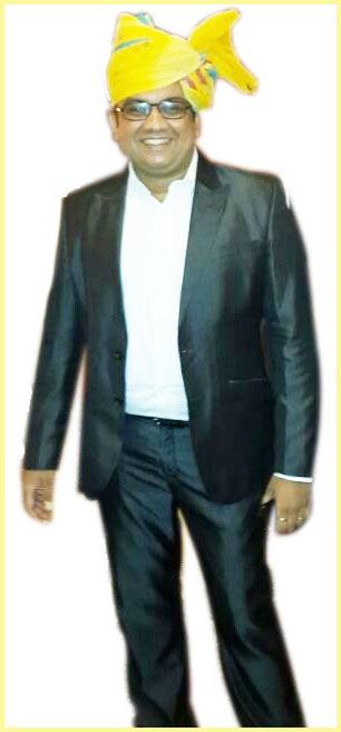 Mr. Rahul Bisen, Head, Channel Sales, APW President