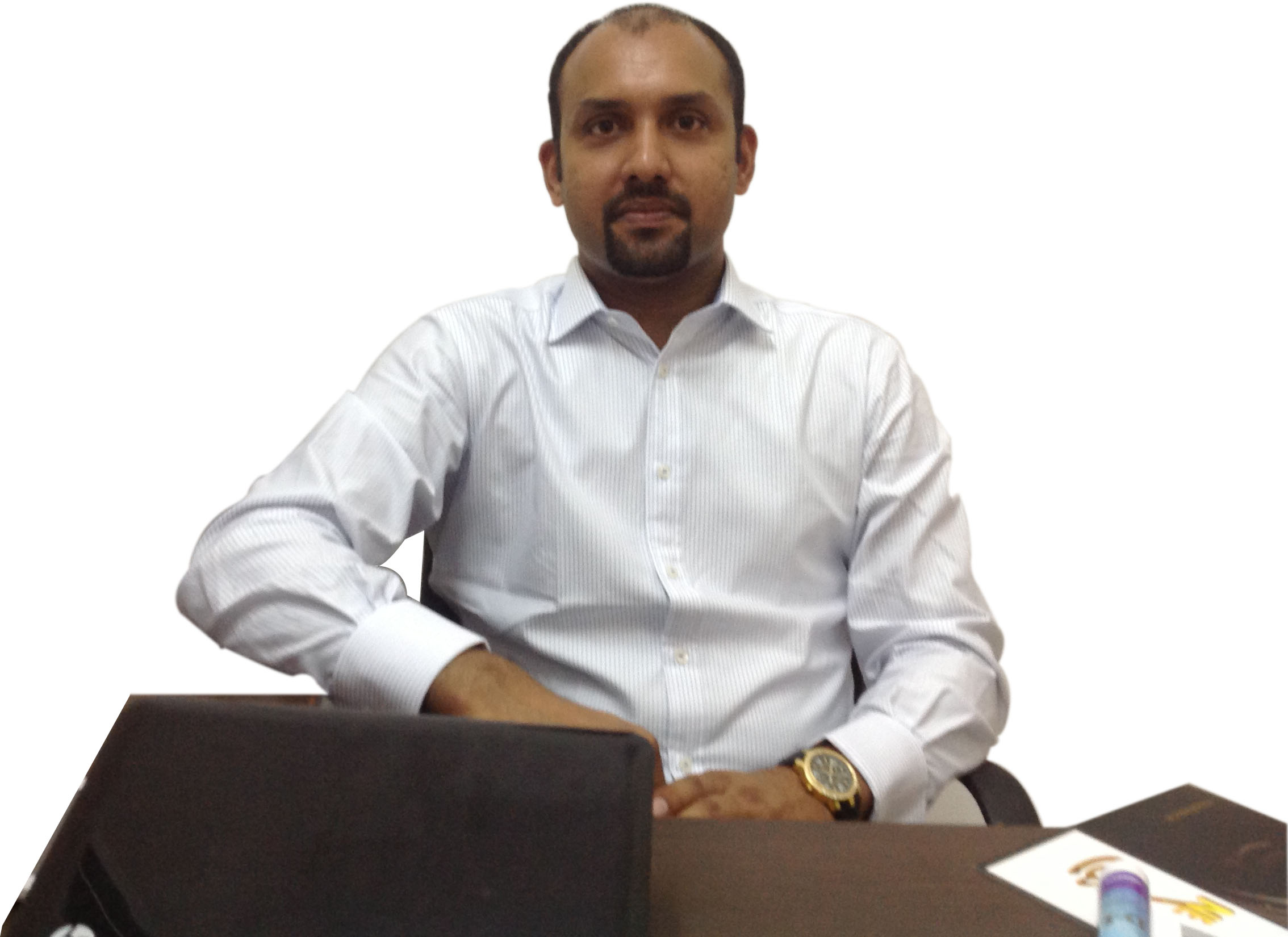 Mr. Sujith Rayirath, Sr. Manager, Intex Mobile