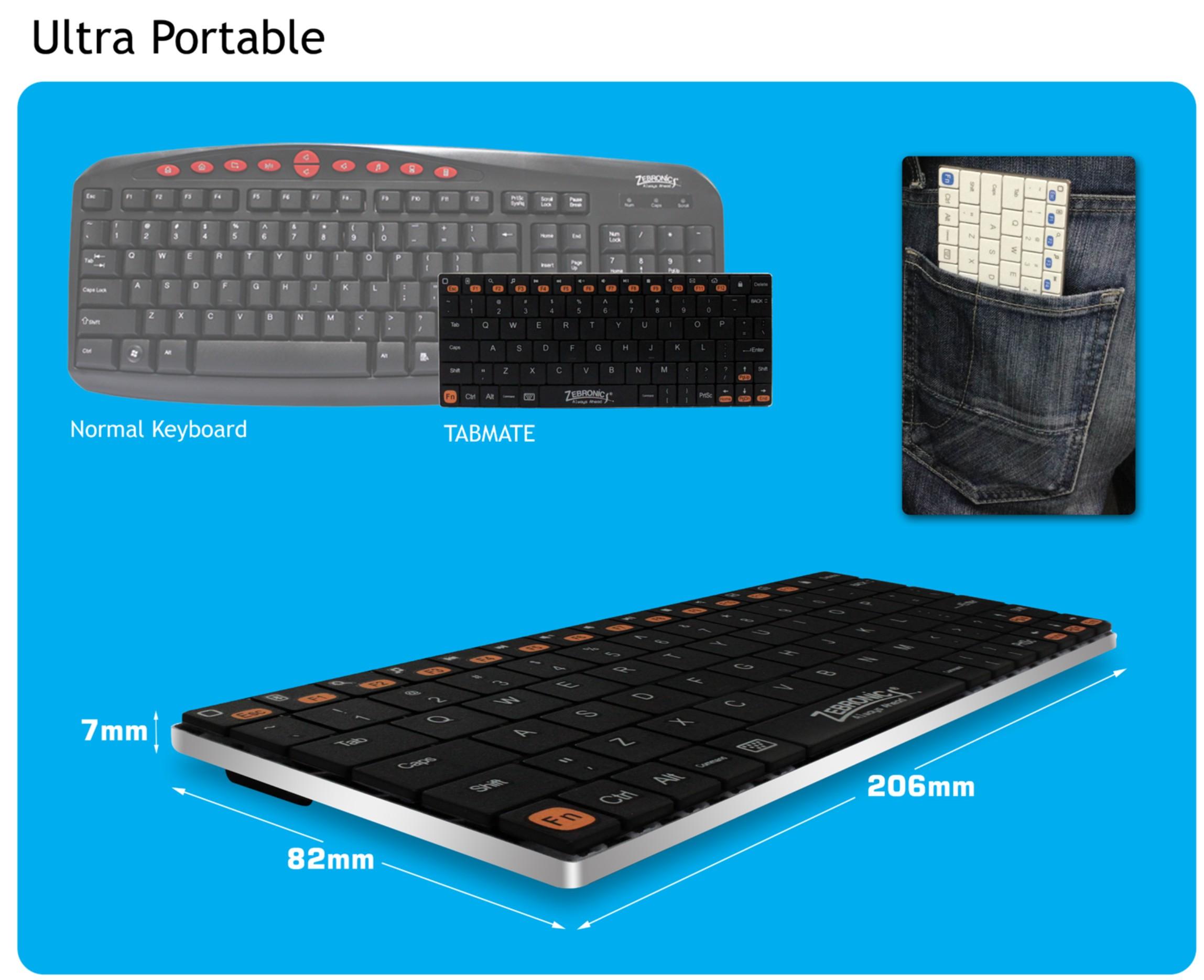 IT Voice Zebronics Keyboard