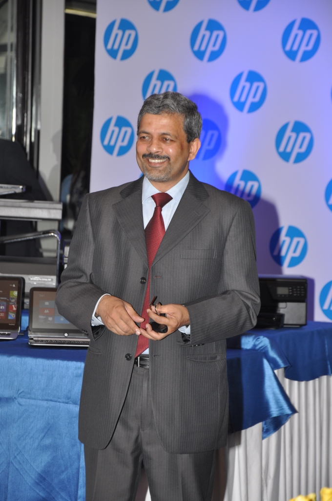Rajiv Srivastava, President PPS HP India