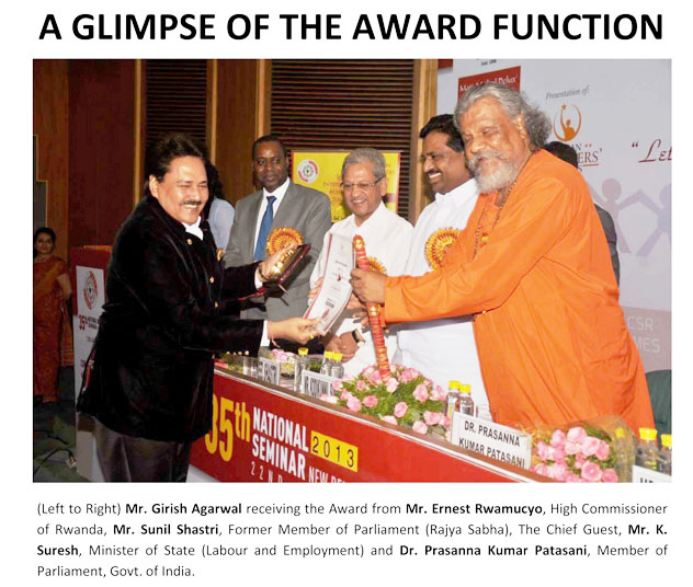 A GLIMPSE OF THE AWARD FUNCTION Pic 1