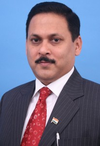 Mr. Alok Gupta, Managing Director of Unistal Systems