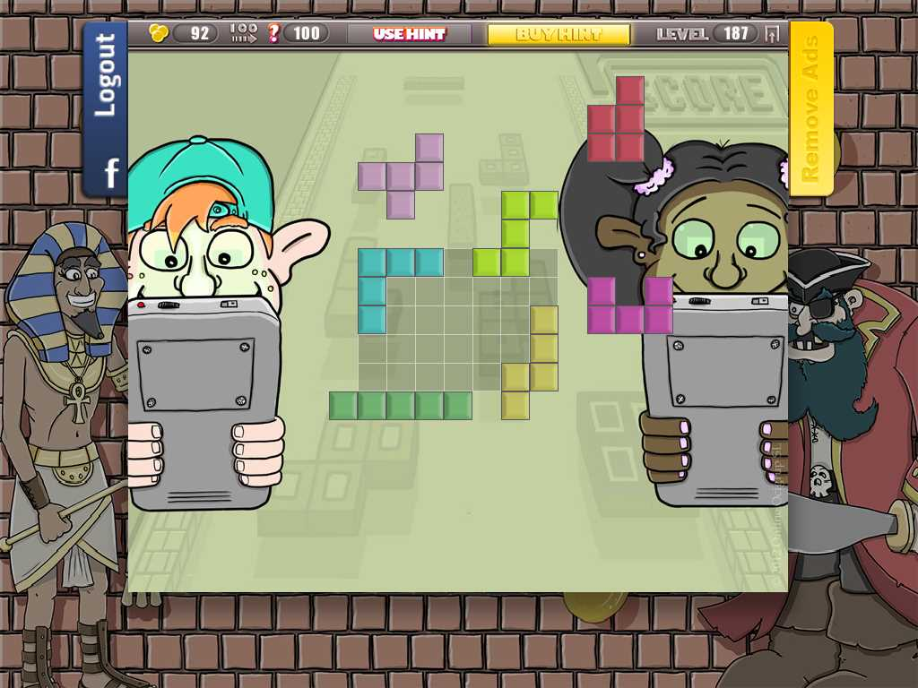 Ocigrup Presents Block Puzzle Available On Google Play Apple AppStore And Facebook