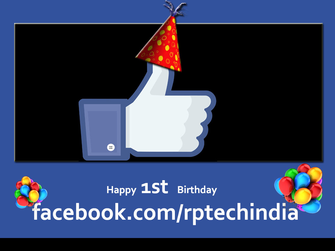 Happy Bday Rashi on Facebook