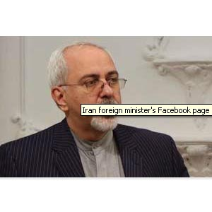 Iran foreign minister's