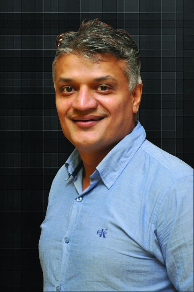 Mr. Paras Shah