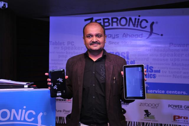 Mumbai Zebpad Launch