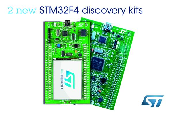 PR_STM32F4_discovery