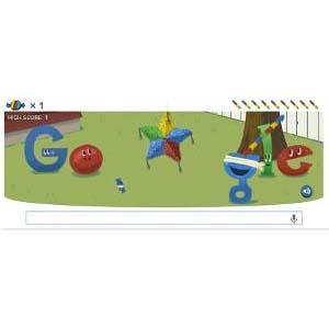 google celebrates
