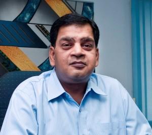 Mr. Anuj Jain, Managing Director, Eurotech Technologies Pvt Ltd.