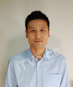 Mr. Eric Tung,  Marketing Manager, BioStar