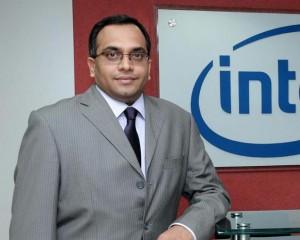 Mr. Suryanarayanan B, Director, Sales, Intel South Asia.