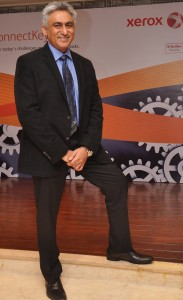 Mr.Vipin Tuteja, Executive Director, Technology, Channels and International Business, Xerox India