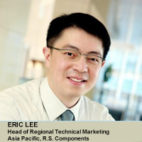 Eric Lee, Head of Regional Technical Marketing Asia Pacific