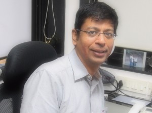 Ketan C Patel, Director- Creative Peripherals & Distribution Pvt. Ltd