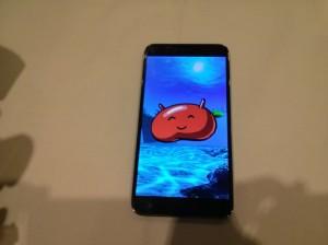 Intex octacore smartphone OS